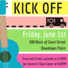 Downtown Summer Kick Off